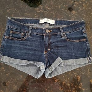 Abercrombie & Fitch jean shorts size 29